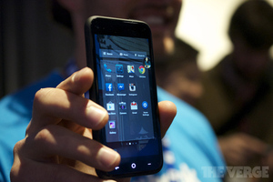 Gallery Photo: HTC First hands-on photos