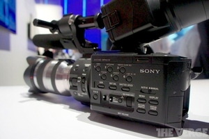 sony nex-fs100