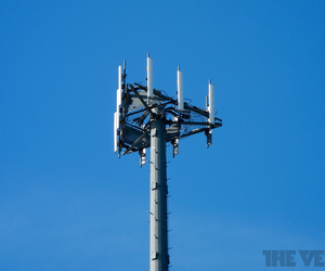 Cell tower STOCK