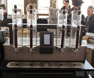 Gallery Photo: Alpha Dominche Steampunk coffee machine pictures
