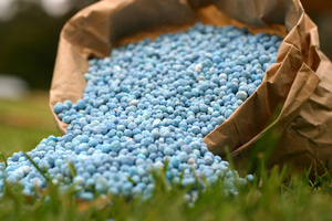 Fertilizer photo from Shutterstock