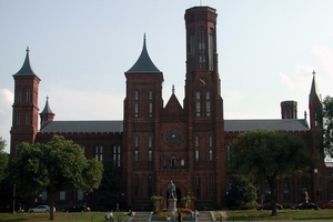 Smithsonian Institution Building The Castle (Credit: Smithsonian Institution)