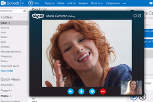 Skype outlook.com