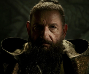 "Ben Kingsley as The Mandarin in ""Iron Man 3"""