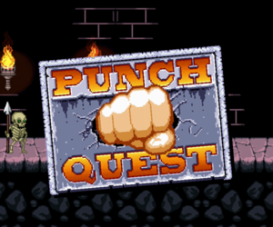 punch quest title