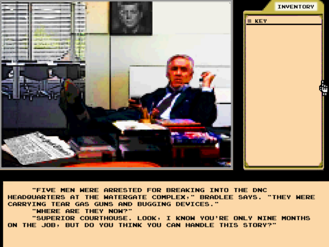 watergate the video game