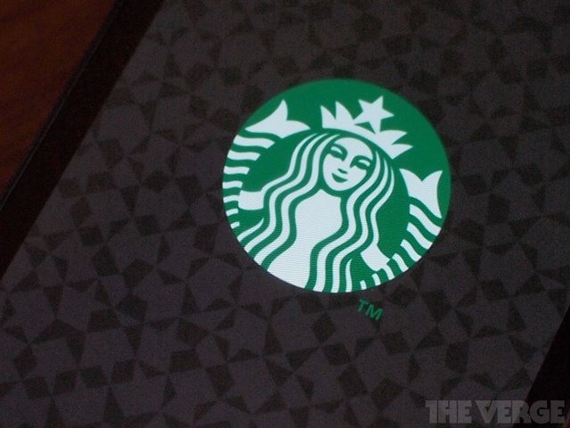 Starbucks Android app 1