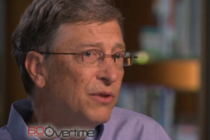gates 60 minutes (cbs)