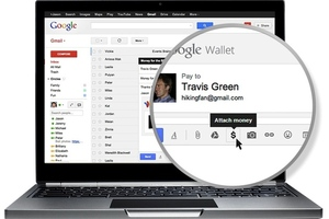 Google Wallet Gmail Send Money