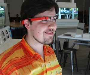 Google Glass Sean Hollister