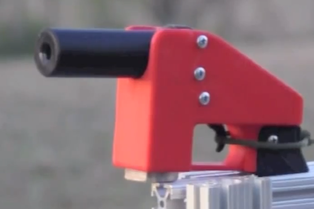 New 'Lulz Liberator' pistol proves guns can be made on cheap 3D printers