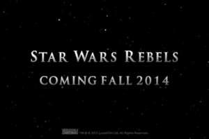 Star Wars Rebels teaser