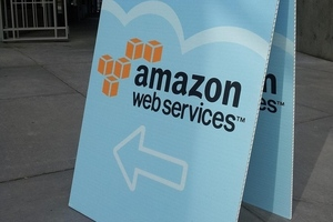 Amazon Web Services sign