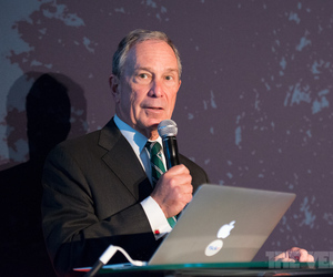 Michael Bloomberg (STOCK)