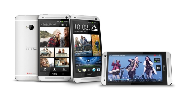 HTC One Stock