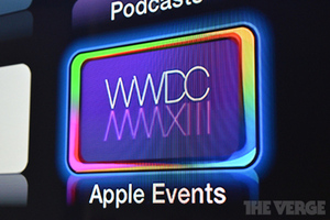 Apple TV WWDC stream