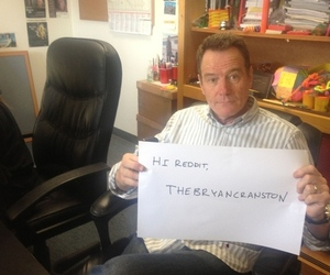 Bryan Cranston Breaking Bad Reddit AMA