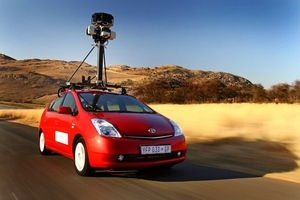 google maps street view car (SOURCE: GOOGLE)
