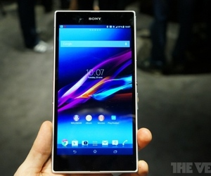Gallery Photo: Sony Xperia Z Ultra hands-on pictures