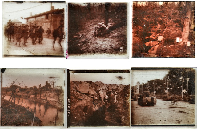 world war 1 slides