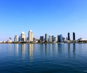 san diego skyline flickr