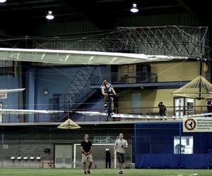 AeroVelo Atlas human-powered helicopter (Credit: AHS International/AeroVelo)