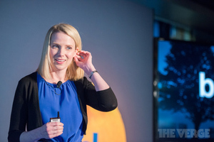 Marissa Mayer Yahoo (STOCK)