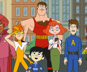 The Awesomes promo shot