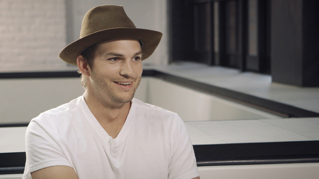 Ashton Kutcher interview