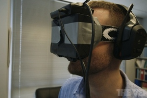 Carmack Head-Mounted Display