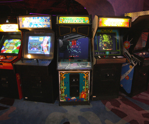 Arcade Games (Flickr)