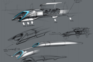 hyperloop drawing