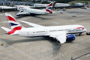 BA at Heathrow (credit to Heathrow)