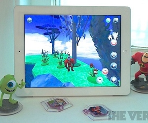 Disney Infinity Toy Box app