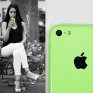 iPhone 5C hero