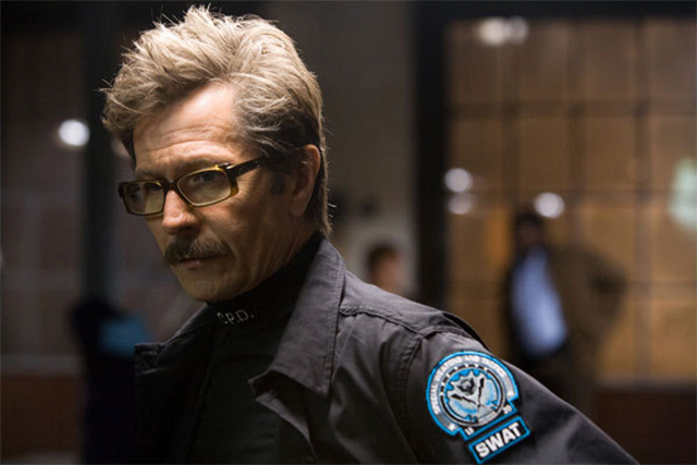 Commissioner Gordon - Gary Oldman
