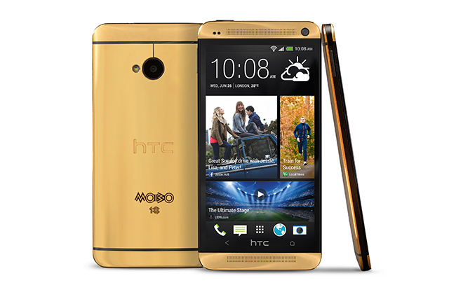 htc one gold version