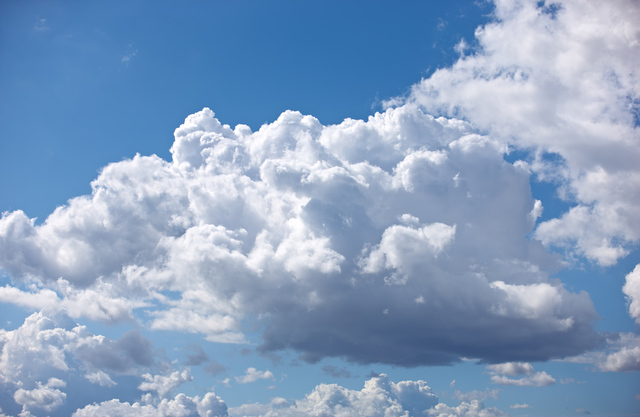 clouds (shutterstock)