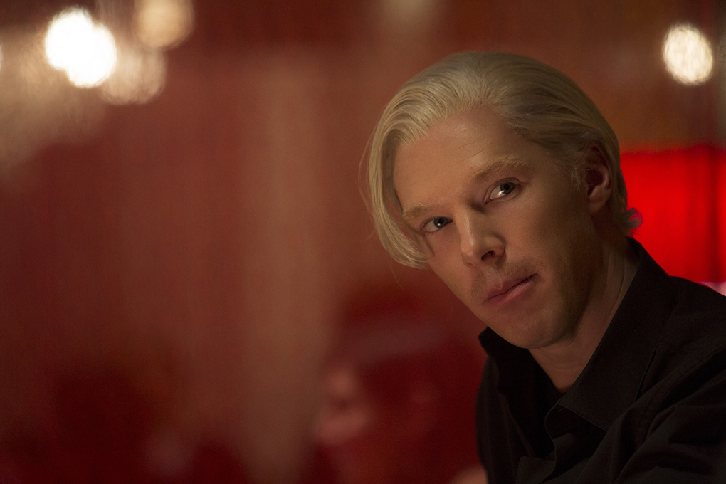 The Fifth Estate publicity still (DREAMWORKS)