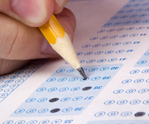 test taking (SHUTTERSTOCK)