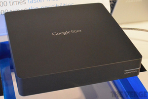 Gallery Photo: Google Fiber + TV hardware hands-on photos