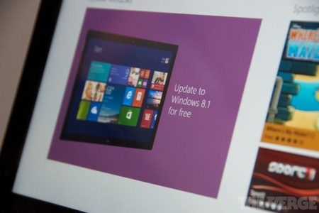 Windows 8.1 download