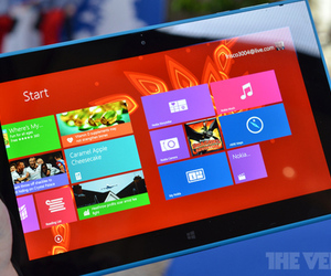 Gallery Photo: Nokia Lumia 2520 hands-on photos