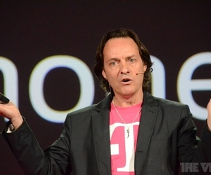 "T-Mobile CEO John Legere - ""Really don't care"""