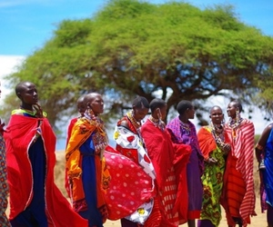 HKTANG FLICKR Maasai people tribe