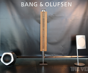 Bang & Olufsen BeoLab speakers