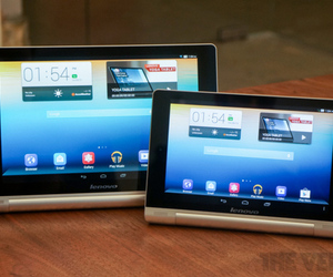 Gallery Photo: Lenovo Yoga Tablet hands-on