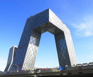 CCTV headquarters (SHUTTERSTOCK)