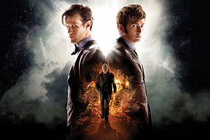 Doctor Who: Day of the Doctor 50th anniversary special