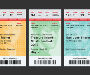 Ticketmaster redesign